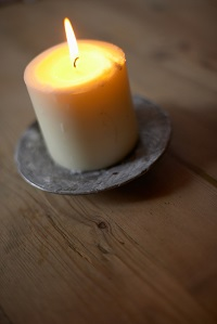 affordable direct cremation service in New York City candle