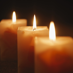 direct cremation plans candles