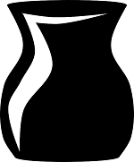 direct cremation urn icon